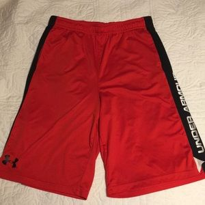 Under Armour Bottoms - UnderArmour Eliminator Short, Boy's XL 18-20